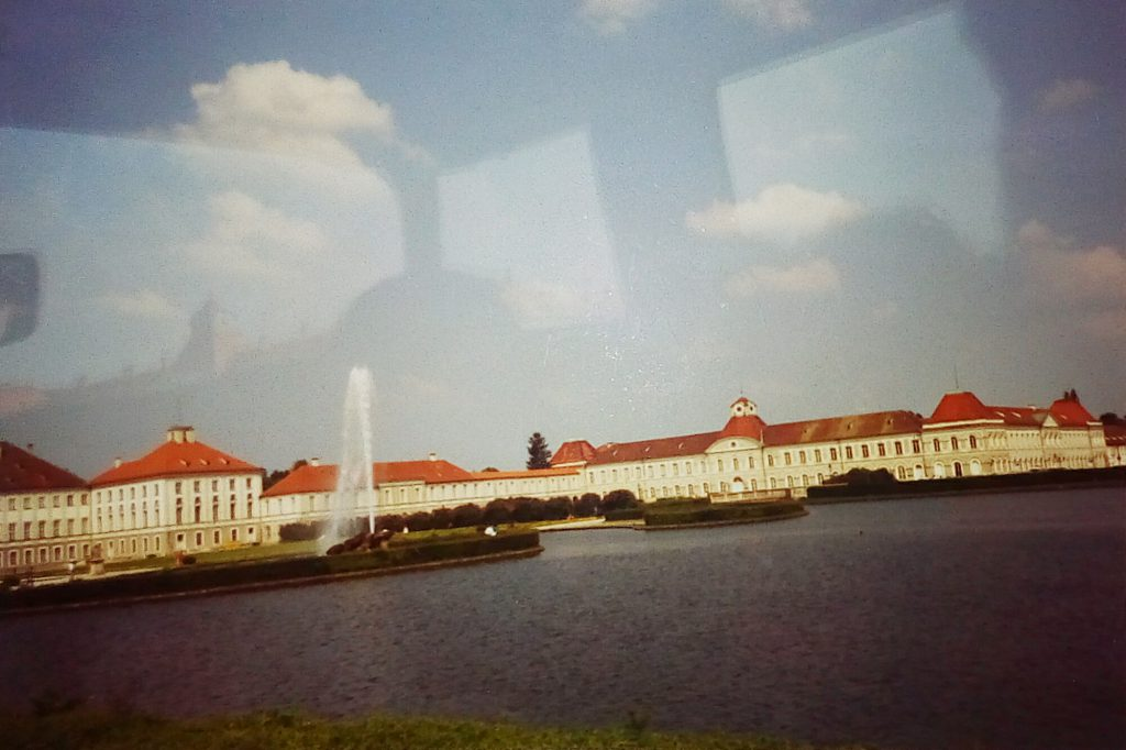 Google PhotoScan-Nymphenburg
