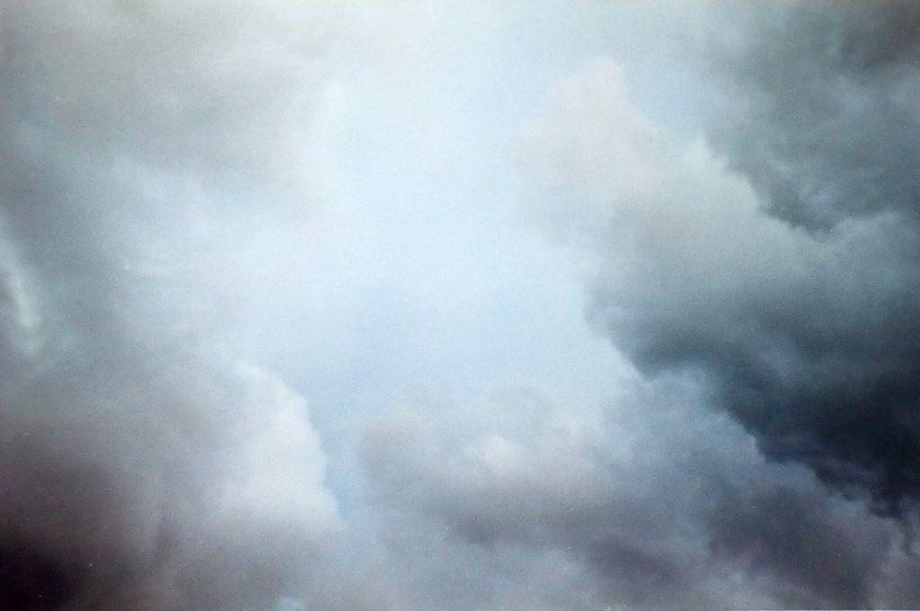 Handyeigene-Kamera-Himmel